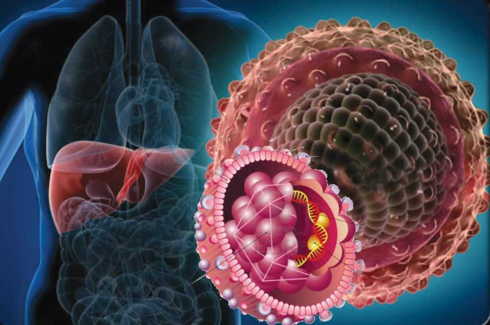 Лекарство от гепатита с рибавирин