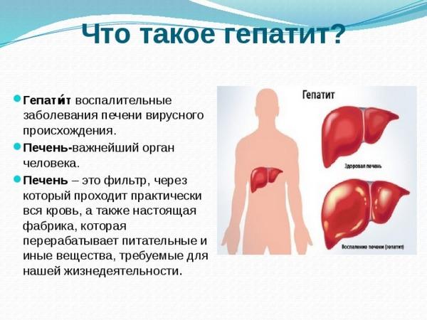 Защита от гепатита в медработников